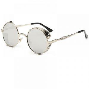 Кръгли слънчеви очила с орнаменти