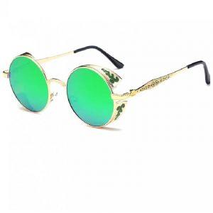 Огледални зелени очила