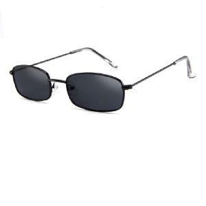 Черни очила продълговати стъкла