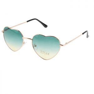 Слънчеви очила сърцевидни стъкла