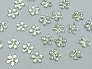 Кристални цветя за нокти