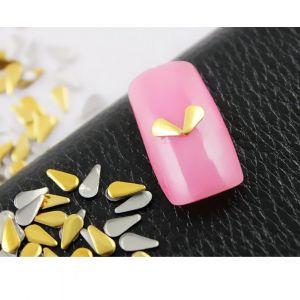 Златни сълзички за нокти