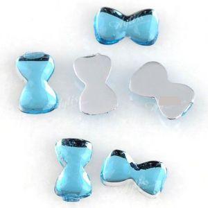 Кристални панделки в синьо