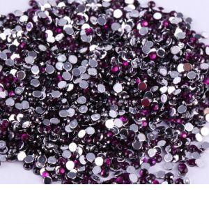 Камъчета за маникюр Тъмна Виолетка