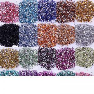 Камъчета за декорация на маникюр 500 броя