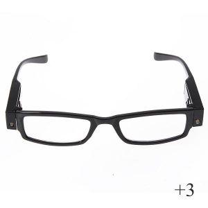 Очила с фенер