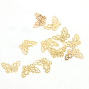 арт маникюр пеперуда