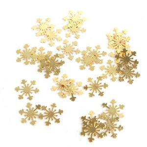 снежинки за нокти декоративна козметика