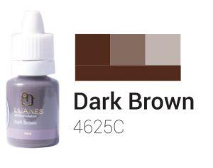 Гел пигмент - тъмно кафяво