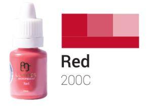 Гел пигмент - червено