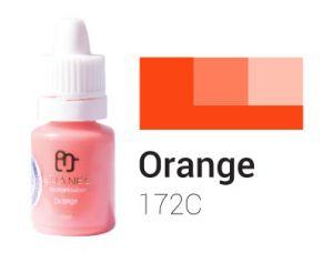 Гел пигмент - оранж
