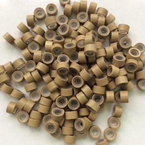 Тъмно руси пръстени - 5 мм