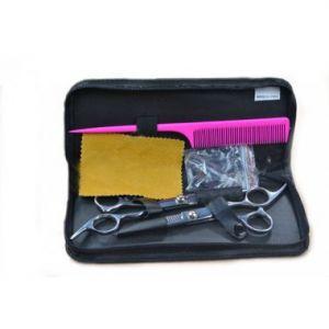 Ножици от неръждаема стомана за подстригване и филиране