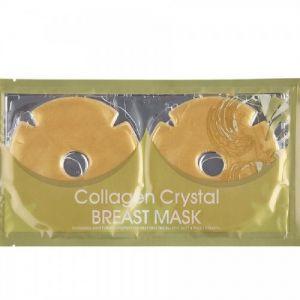 Колагенова маска за гърди