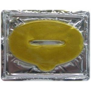 Златна маска за устни