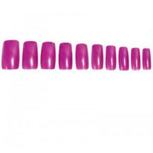Розови удължители за нокти