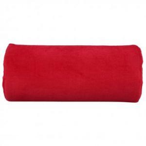 Възглавница за маникюр в червено