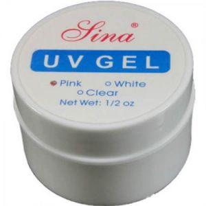UV гел розов Лина