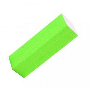 Блок за  полиране на нокти зелен
