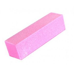 Розова блок пила за нокти