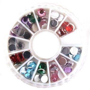 Големи кристалчета за нокти