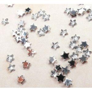 Кристални звездички за нокти