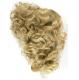 Къдрава тъмно руса коса за сгъстяване