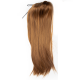 Обем на прическа с изкуствена коса